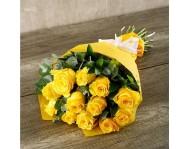 Монобукет 11 роз