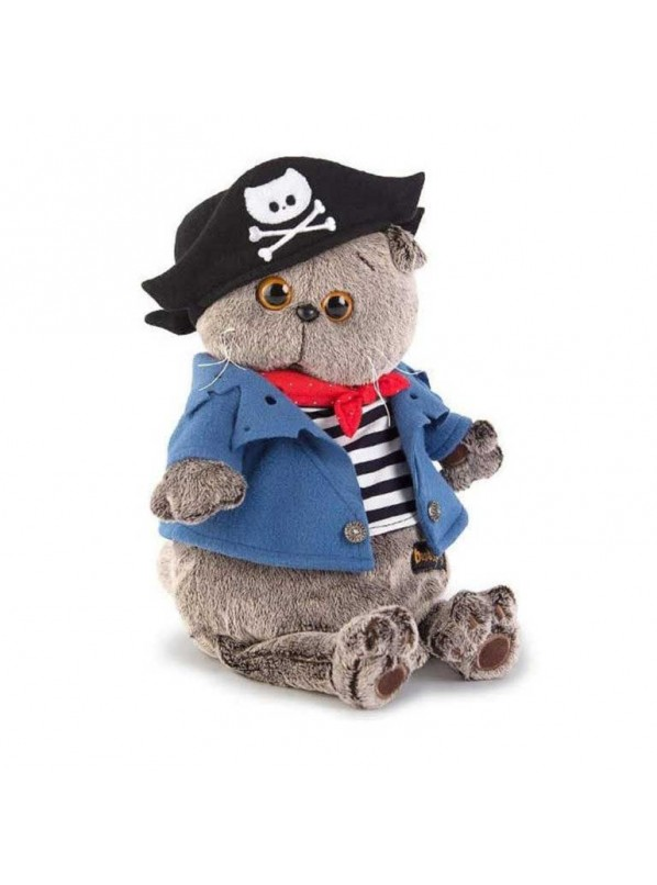Басик Пират 25 см