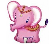 Шарик из фольги Слоненок размер 18