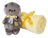 Мини Басик с одеялом