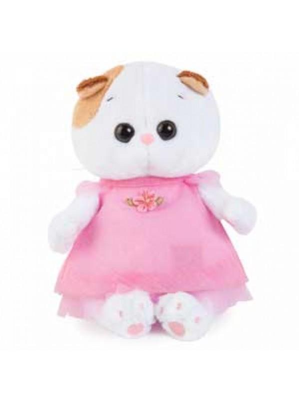 Мини Ли Ли в розовом платье