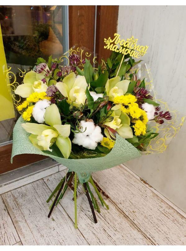 купить букет цветов с доставкой в спб